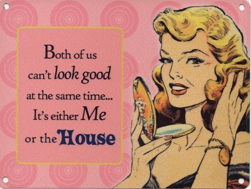 min80095-its-either-me-or-the-house-metal-advertising-wall-signs-by-s2a