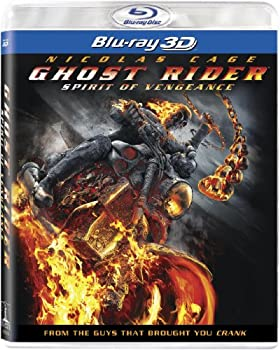 Ghost Rider: Spirit of Vengeance on Blu-ray 3D