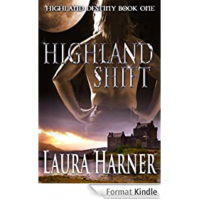 Highland Shift (Highland Destiny Book 1) (English Edition)