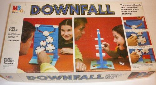 Downfall - Milton Bradley - 1979 - 1