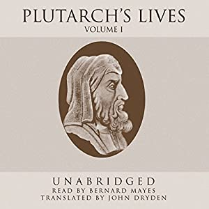 Plutarch's Lives, Volume 1 Audiobook