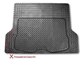 Trimmable for Custom Fit Cargo Mat R16400black