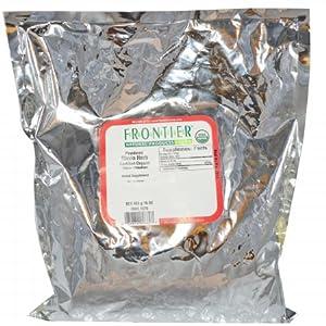 Frontier Natural Products 2689 Stevia Herb Powder Organic 1Lb. - Green