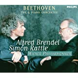 Beethoven: The Piano Concertos (3 CDs)