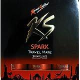 Kamasutra Spark Travel Mate 3 Travel Size Deodorant Spray, 90ml