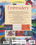 Read Embroidery: A beginner's step-by-step guide to stiches and techniques (Craft Workbooks) on-line