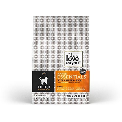 I And Love And You Naked Essentials™ Kibble Chicken + Duck