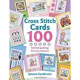 Cross Stitch Cards 100 ~ Joanne Sanderson