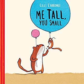 Book Cover: Me Tall, You Small