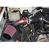 96 97 98 99 C/k1500 Silverado Cheyenne 5.0 5.7 V8 Short Ram Intake Red