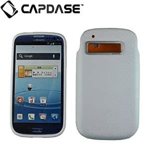 Capdase Id Pocket V.Set DPSGI9300-V522 for Galaxy SIII (Solid White)