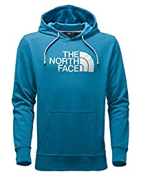 The North Face Men\'s Half Dome Hoodie Banff Blue/TNF White Large