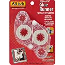 "Permanent Glue Runner Refill-.31""X8.75 Yards 2/Pkg"