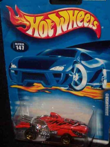 #2001-147 Sharkruiser Collectible Collector Car Mattel Hot Wheels