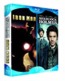 echange, troc Iron Man + Sherlock Holmes [Blu-ray]
