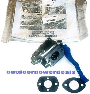 OEM Husqvarna 125B 125BX 125BVX Blower Carburetor Carb # 545081811 545 08 18-11