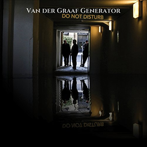 VAN DER GRAAF GENERATOR - DO NOT DISTURB (LTD) (OGV)