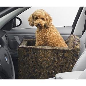 Pet Booster Seat in Windsor Microvelvet
