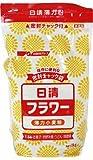 日清 フラワー 薄力小麦粉  1kg