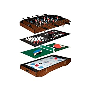 Buy Franklin Sports 6-In-1 Table Top Game Center by Franklin