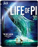 Life Of Pi 3D Steelbook (Blu-ray