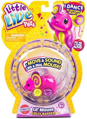 Little Live Pets Mouse - Lolly Wrapper