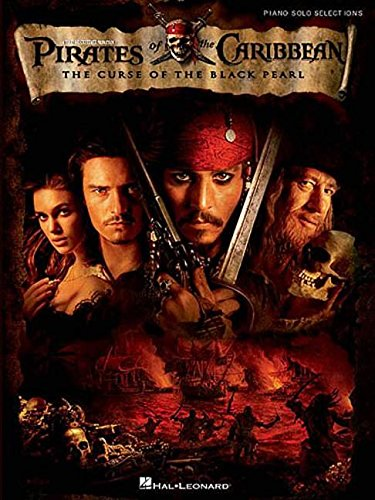 Pirates of the Caribbean: The Curse of the Black Pearl: For Easy Piano