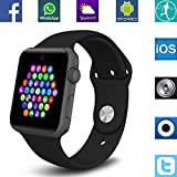 Banaus® BS19 Newest MTK2502 Smart Watch with Bluetooth 4.0...