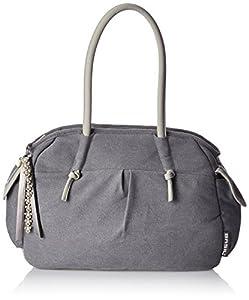 Basil Elements Shoulder Bag Faded Blue 106