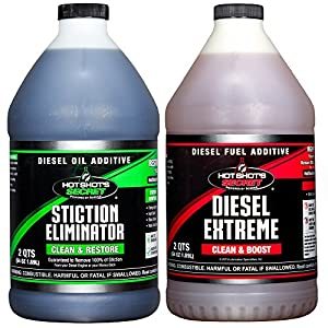 Hot Shot's Secret DDD Diesel Oil and Fuel Additive - 128 fl. oz.
