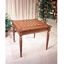 "Hot Sale Multi-Game Card Table in Cherry by Butler Specialty (Brown) (30""H x 36""W x 36""D)"