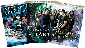 Stargate Atlantis: Seasons 1-3