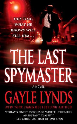 Image of The Last Spymaster