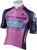 (ルコックスポルティフ)le coq sportif サイクリング 半袖シャツ QC-740361 [メンズ] CSS L