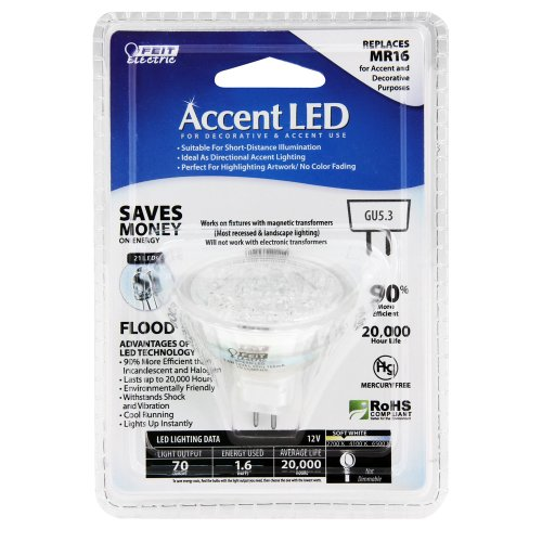 Feit Electric Bpexn/Led Accent Led Mr16 Reflector