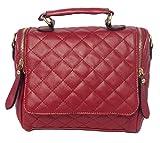 Sweera I m beautiful Women's Cross-Body Bags (Red) (SKU-SW-11)