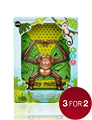 Monkey Multiplier Game