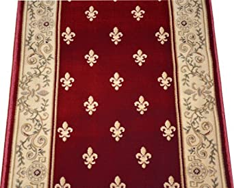 Amazon Com Dean Regal Red Carpet Rug Hallway Stair Runner