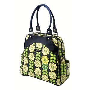 Petunia Pickle Bottom Sashay Satchel/Backpack Diaper Bag