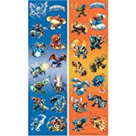 Skylanders Stickers – 8 Count