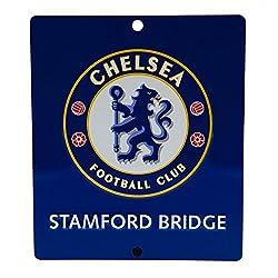 Chelsea F.C. Window Sign SQ