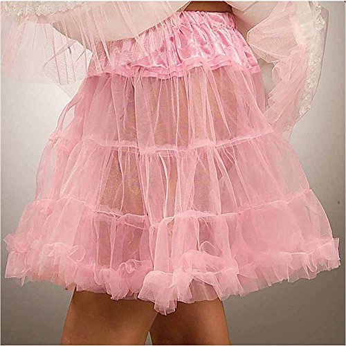 Pink Adult Petticoat - Pink, One Size