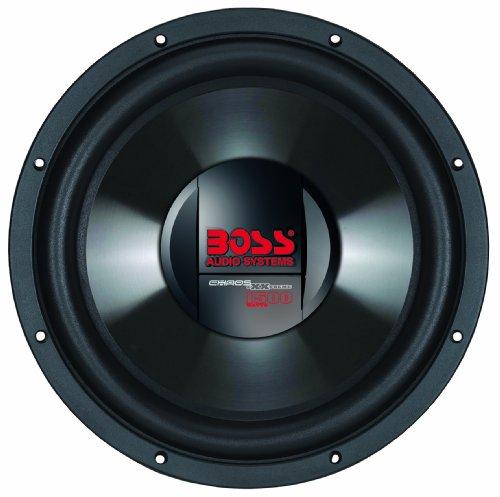 Boss CX124DVC 12-Inch Subwoofer Dual 4ohm Voice Coils