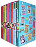 JACQUELINE WILSON 10 Books Collection Box Set RRP: £59.90 (JACQUELINE WILSON COLLECTION) (Secrets, Midnigth, Vicky Angel, Starring Tracy Beaker, The Diamond Girls, Lola Rose, Dustbin Baby, Clean Break, The Story of Tracy Beaker, Jacky Daydream) JACQUELIN