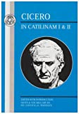 img - for Cicero: In Catilinam I & II book / textbook / text book