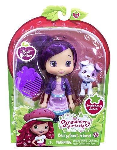 The Bridge Direct, Strawberry Shortcake, Berry Best Friend Doll, Plum ...
