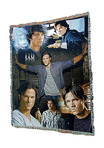 Supernatural Sam Winchester Blanket