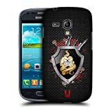 Head Case Designs Gemini Metal Zodiac Protective Snap-on Hard Back Case Cover for Samsung Galaxy S3 III mini I8190