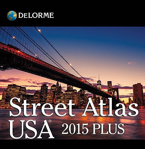 Street Atlas USA 2015 Plus [Download] (Mapping Software compare prices)