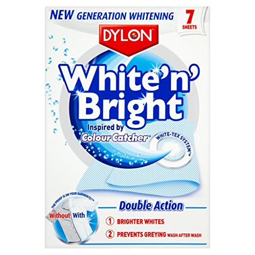Dylon White N Bright 7 Sheet